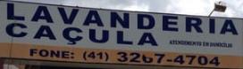 Logo Lavanderia Caçula