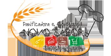 Logo Panificadora Novo Sabor