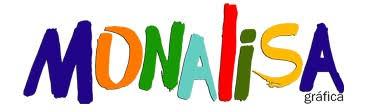 Logo Grafica Monalisa